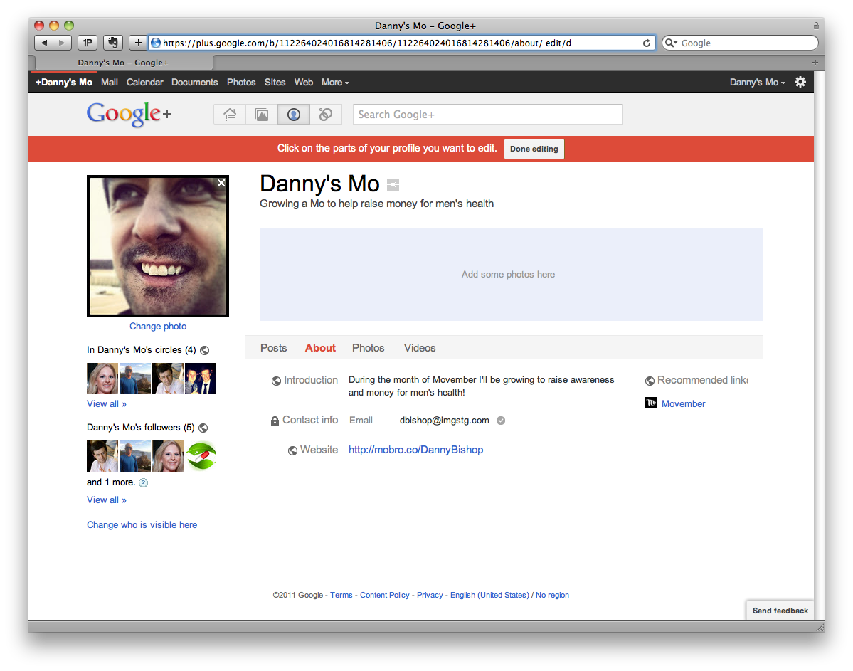 how to add photos on google plus