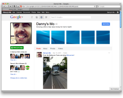 Google Plus Photo Montage completed