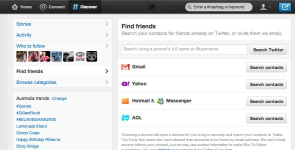 Find your clients in Twitter
