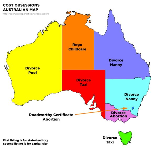 Cost Obsessions in Australia using Google Autocomplete